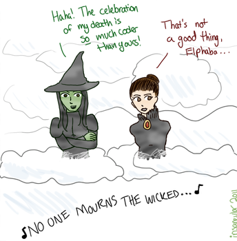 Score One for Elphie by Insaneular