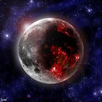 Blood Moon by Tyrite