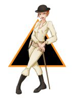 DAC challenge - Gender Change (A Cloclwork Orange) by Val-eithel