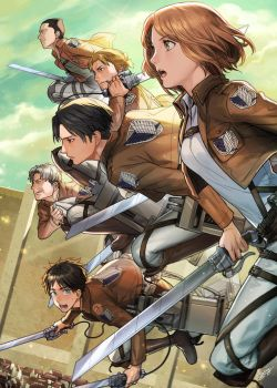 Levi's squad by sine-eang
