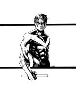 Nightwing by olivernome
