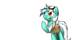 MLP-TPE - Lyra Portrait Preview by DShou