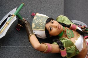 Talim Time Out 2 by the-mirror-melts