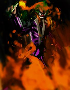 Joker by Dobbydoo