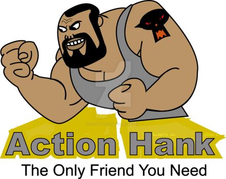 Action Hank by IronMan9780