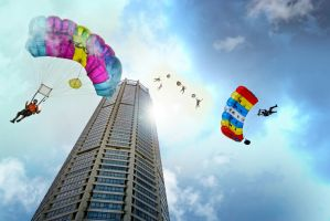 Up In The Sky by SAMLIM