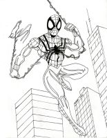 mysterio spiderman coloring pages - photo#46