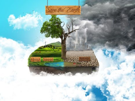 Save the Earth by balint4