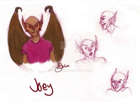 Joey by Pebbles6