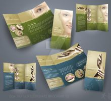 DOA Trifold Corporate Brochure 02 by design-on-arrival