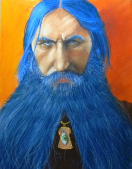 Barbe Bleue by SAMANTHA58
