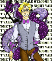 Welcome to Night Vale by TNBC-Fan