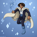 Magical Boy Thorn by ErinPtah