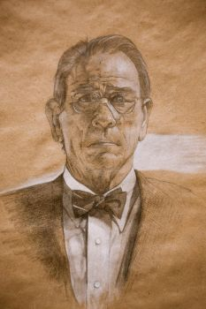 Tribute to Tommy Lee Jones by D1Tus