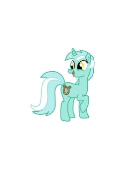 Digitized Lyra Invaded My Work As Well... by MyLittleCreations