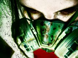 Toxic Expression by angel666heretic