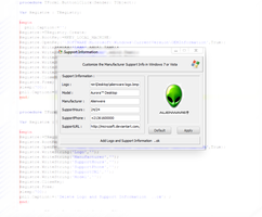 System Support Info For Win7 by MicroZaft