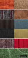 High-Res Fabric Textures by ormanclark