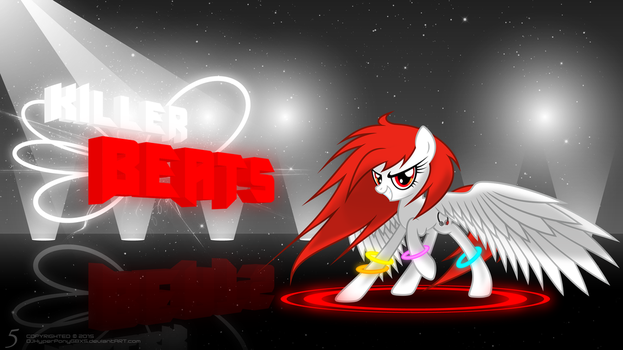 Killer Beats by CybertronikPony