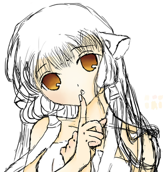 WIP chii by EmbryoHimeElric