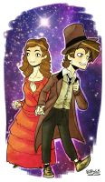 All of Time and Space by SherlockShiverNShake