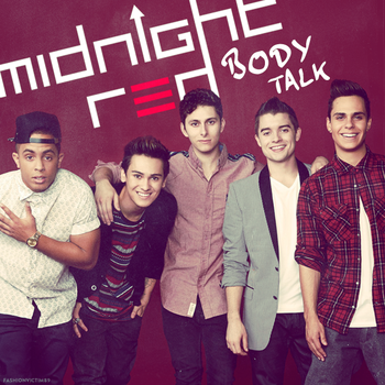 Midnight Red - Body Talk COVER by FashionVictim89
