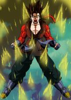 This is Ultra Vegetto!! by PLATINUMBROLY