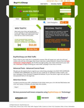 Web Interface 1 by AryaInk