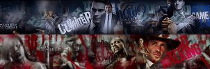 White Collar and Walking Dead by bxromance