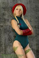 Cammy White, Street Fighter Cosplay by TinyMageIvriniel