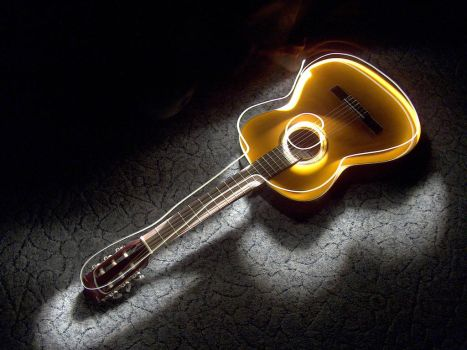 Guitar by tomeq