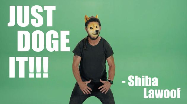 JUST DOGE IT by BubblezwithaZ