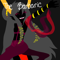 The Barbaric by Hotoki-chan124