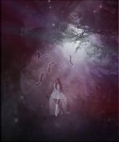 Midnight in the realm of faerie by Kitty-Kat--89