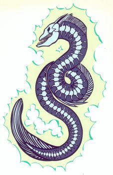 snake by two2lions