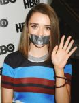 Maisie Williams Gagged by TheBlenderTaper