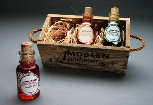 Modern Apothecary by EliseMary