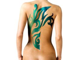 body art :3 by evilpineapple