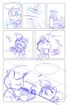 Doesn't Matter Page 5 rough by Dilarus