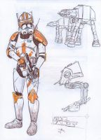 Star Wars Weapons and Ships 1 by WillyRead