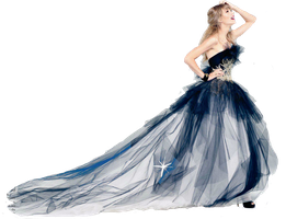 Taylor Swift Elle Canada PNG by HappyLittleDreamer