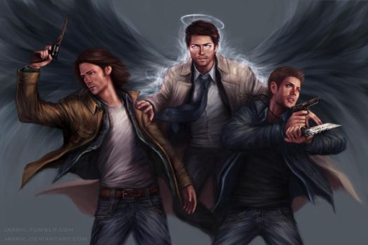 Team Free Will by jasric