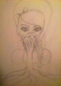 Snow White's Temptation [in progress #1] by S-catchy-Cookie