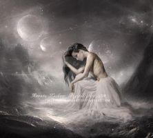 Astral Dawn by ThelemaDreamsArt
