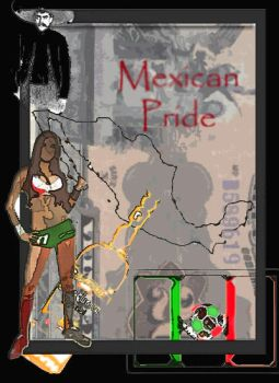 Mexican Pride by cheshirekid