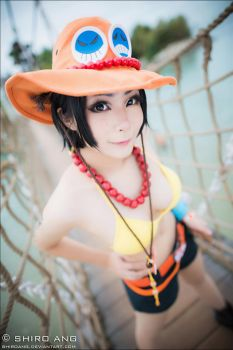 One Piece - Ace - 01 by shiroang