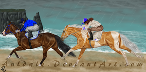 Tide Event - Flat Race by Auldale