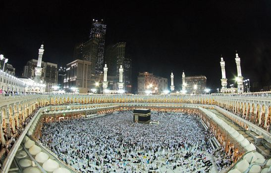 Grand Mosque in Mecca by Art-Tech