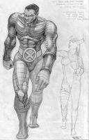 colossus sketch, old by Lucidflows