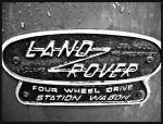 Land Rover Station Wagon by Bonesy